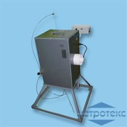 Прибор для определения удельной поверхности пыли, вместе с прибором для испытания фильтроэлементов (воздухоочистителей) по ГОСТ 8002-74 (типа ПСХ) - фото 3858