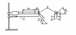 Устройство для определения стойкости к горению пластмасс МТ 274. ГОСТ 28157-89 - фото 6464