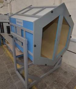 Камера для испытания защитного кожуха шлифовальных машин МТ 317. ГОСТ Р МЭК 60745-2-3-2011 - фото 6530