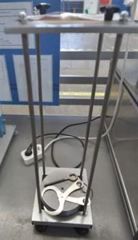 Установка для проверки усилия разъема штырей вилки с гнездами розетки МТ 318. ГОСТ Р 51322.1-2011 - фото 6531