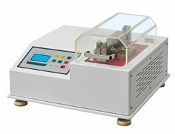 Устройство для оценки устойчивости ткани с резиновым или полимерным покрытием к комбинированному воздействию изгиба и трения МТ 458. ГОСТ Р ИСО 5981-2017 - фото 6562