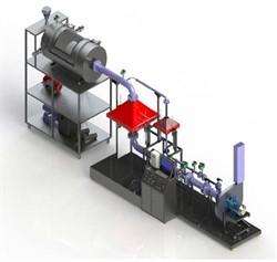 Прибор для испытания фильтроэлементов (воздухоочистителей) МТ-161.  ГОСТ 8002-74 - фото 6633