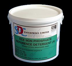 Эталонное нефосфатное порошкообразное моющее средство без оптического отбеливателя и без энзимов / SDCE ECE (A) Non-Phosphate (SDCE Type 2) - фото 6714
