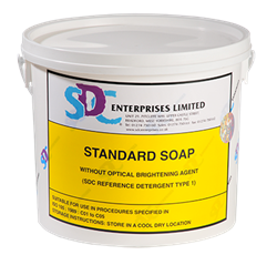 Мыло без оптических отбеливателей / Standard Soap (SDCE Type 1) - фото 6715