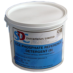 Эталонное моющее средство для испытания устойчивости окраски без оптического осветлителя ECE(B) ИСО 105-C06, упаковка 15кг / ECE Phosphate Ref Detergent (B) 15kg - фото 6716