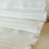 Смешанная ткань, состоящая из шерсти, вискозы, шелка, полиамида, хлопка, ацетата / Multifibre fabric consisting of wool, viscose, silk, polyamide, cotton, acetate - фото 6725