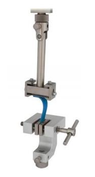 Устройство для определения прочности связи резины, клея с металлом при отслаивании MT-Z95-3 - фото 6981