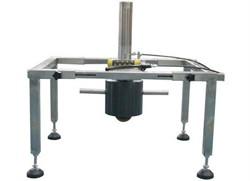 Устройство для испытания крышек отжимных центрифуг, стиральных машин на механическую прочность МТ 472 - фото 7008