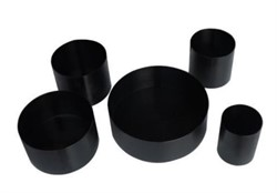 Сосуды из низкоуглеродистой стали для испытания индукционных плиток МТ 483 - фото 7021