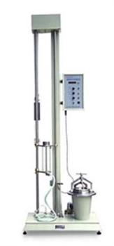 Устройство для определения водонепроницаемости тканей с резиновым или пластмассовым покрытием (прибор типа Шоппера) МТ 155. ГОСТ 413-91 (ИСО 1420-87) Метод А2. - фото 7073