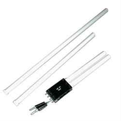 Комплект эквивалента одноцокольной люминесцентной лампы диаметром трубок 12 мм ЭЛГ - фото 7167