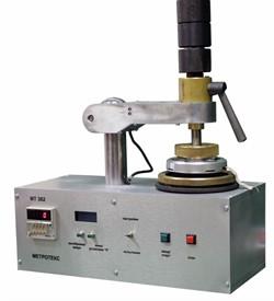 Устройство для определения истираемости и слипания искусственной кожи (типа ИКИ-М) МТ 382. ГОСТ 8975-75 - фото 7206