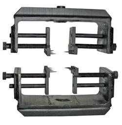 Приспособление для определения прочности клеевого и гвоздевого крепления низкого каблука и набойки МТ 806. ГОСТ 9136-72 - фото 7241