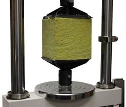 Плиты для определения устойчивости к деформации минераловатных и стекловатных плит МТ-Z21. ГОСТ EN 826-2011, ISO 8145, ГОСТ 17177-94 - фото 7262