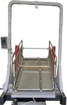 Установка для испытания на сопротивлению скольжения по сухой и влажной поверхности МТ 461. EN ISO 10545-17, DIN 51130 - фото 7273