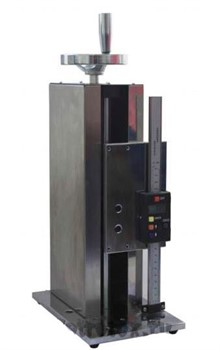 Вертикальная разрывная машина с ручным приводом до 200Н МТ 110-0,2 - фото 7359