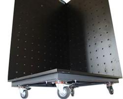 Испытательный стенд для испытаний приборов в режиме ухудшенного теплоотвода (черный угол) МТ 245. МЭК 60335-1 - фото 7394