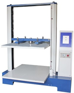 Установка для определения устойчивости к сдавливанию тары, упаковки МТ 391. ГОСТ 18211-72 - фото 7417