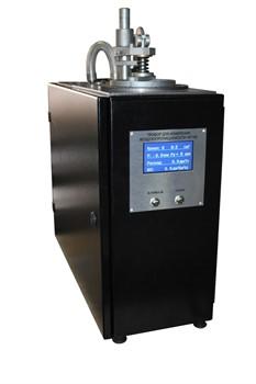 Прибор для измерения воздухопроницаемости текстильных материалов  (типа ВПТМ-2)  МТ 160. ГОСТ 12088-77, ГОСТ ISO 9237-2013