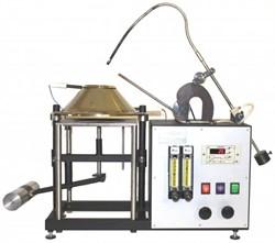 Установка для определения воспламеняемости строительных материалов (ВСМ) МТ 271. ГОСТ 30402-96, ISO 5657-1997 - фото 7537