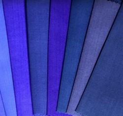 Шкала синего тона ШСН - фото 7656