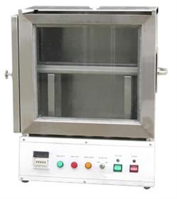 Камера горения для определения горизонтальной скорости горения полимерных материалов МТ-016 - фото 7667