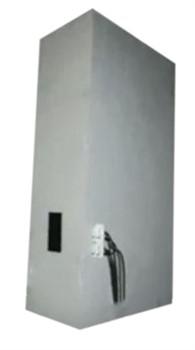 Установка для испытания кабелей, расположенных пучками, на нераспространение горения МТ 033. ГОСТ Р МЭК 60332-3-10-2011 - фото 7676