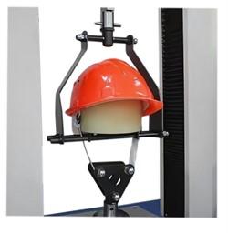 Приспособление к разрывной машине серии МТ-120 для определения крепления подбородочного ремня защитных касок МТ 357А. ГОСТ EN 397-2012 - фото 7737