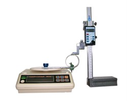 Устройство для определения жесткости кожи МТ 376. ГОСТ 8977-74 - фото 7740