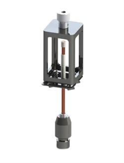 Приспособление к разрывной машине для определения усилия сдвига изоляции нулевой несущей жилы МТ 469. ГОСТ 31946-2012 п.8.4.1 - фото 7780