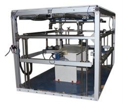 Испытательный стенд для испытания столов на долговечность под действием горизонтальной, вертикальной, ударной нагрузок МТ 632. ГОСТ 23380-83, ГОСТ 30099-93, ГОСТ 30212-94 - фото 7841