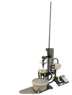 Устройство для определения коэффициента фильтрации, водопроницаемости геотекстильных материалов в направлении перпендикулярном к плоскости или в плоскости полотна МТ 162. ГОСТ Р 52608-06 - фото 7870