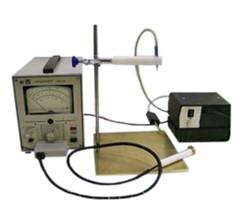 Прибор для испытания на неспособность накапливать опасный заряд статического электричества МТ 404. ГОСТ Р 52350.0-2005 (п.26.14) - фото 7878