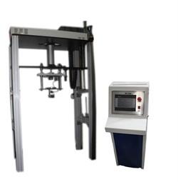 Установка для тестирования на прочность крепления подножки стола, стула, сиденья к металлическому каркасу МТ 635. ГОСТ 23381-89, ГОСТ 26003-83 - фото 7886
