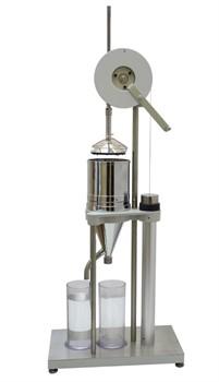 Устройство Шоппер-Риглера для определения степени помола и скорости обезвоживания волокнистой массы МТ 082 - фото 8057