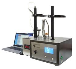 Автоматическая испытательная установка для определения теплопередачи при воздействии пламени МТ 285М - фото 8200