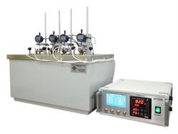 Устройство для определения температуры размягчения по Вика (VICAT) и температуры изгиба под нагрузкой (HDT) пластмасс с программным обеспечением МТ 206М - фото 8203
