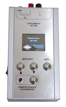 Тераомметр МТ 494 (типа Е6-13А)