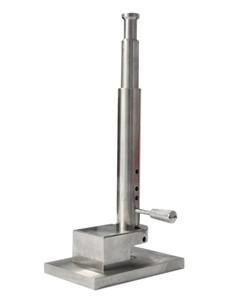 Устройство для измерения стойкости к удару пуговиц МТ 015 - фото 8339