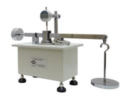 Толщиномер для геотекстильных материалов при заданных давлениях МТ 039. ГОСТ Р 50276-92, ИСО 9863-90 - фото 8787