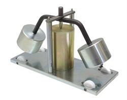 Устройство для испытания электроизоляционных материалов на теплостойкость МТ 243