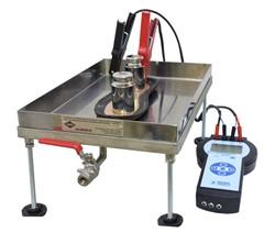 Устройство для определения электрического сопротивления постоянному току электропроводящей обуви и токопроводящей подошвы МТ 429 - фото 8848