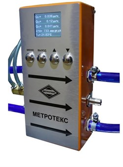 Универсальный прибор измерения параметров газов МТ 060 - фото 9022