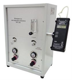 Прибор для измерения кислородного индекса МТ 252. ГОСТ 12.1.044-89