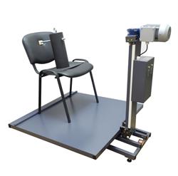 """Наклонная плоскость с угломером для проверки устойчивости на опрокидывание детских и ученических стульев МТ 638. ГОСТ 23381-89"""""""