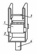 Приспособление для намокания полосок бумаги MT-Z33. Стандарт ГОСТ 13525.7-68, ГОСТ Р ИСО 3781-2016