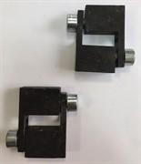 Приспособление  для испытания на сжатие армированных пластмассовых плит МТ-Z31. ГОСТ 4651-82