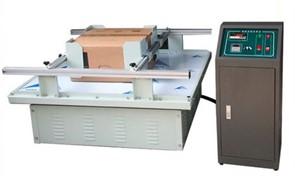 Установка для испытания транспортной тары с товарами на вибрацию при постоянной низкой частоте МТ 042. ГОСТ Р 53417-2009, ISO 2247