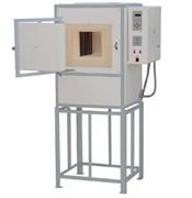 Электропечь для испытания огнеупоров на усадку ПВК1,6-12У МТ 561. ГОСТ 5402-91