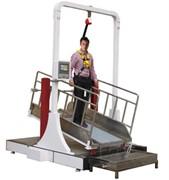 Установка для испытания на сопротивлению скольжения по сухой и влажной поверхности МТ 461. EN ISO 10545-17, DIN 51130